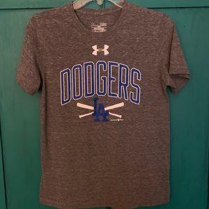 Under Armour LA Dodgers T-shirt